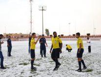 عبر حسابه الرسمي الاتحاد السعودي لكرة القدم، يعلن إلغاء نهائي دوري الدرجة الثانية..