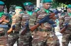 موريتانيا تتسلم معدات عسكرية لمحاربة الإرهاب من واشنطن