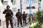 قوات الجيش الجزائري توقف عنصر دعم للجماعات الإرهابية بمنطقة خنشلة