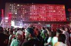 مصرع خمسة أشخاص وإصابة 23 آخرين بحادث تدافع في الجزائر