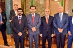 الجامعة العربية تنظم حفل توديع للأمين العام المساعد بدر الدين علالى