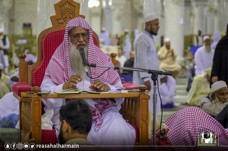 """الشيخ الدكتور وصي ﷲ """"ربع قرن"""" من رحلة العطاء في رحاب الله"""