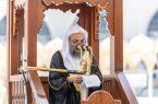"""الشيخ """" الغزاوي """"  أن نبي الأمة عاش أروع الامثلة في التضحية والفداء واجدً لذة المناجاة ذائق طعم الإيمان"""