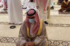 محافظ ضمد يفتتح جامع الأمير سلطان بالمحافظة