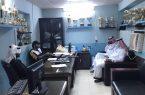 أبناء محافظة أبو عريش يقومون بزيارة  نادي اليرموك