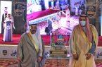 أمير منطقة الباحة يُكرم آل بن رداد