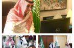 سمو أمير الباحةيطلع على تقرير أمانة المنطقة لإزالة عناصر التشوه البصري