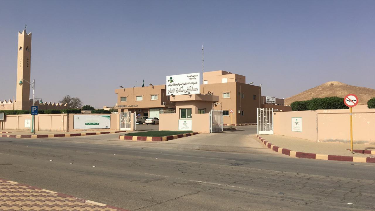 طوارئ مستشفى ثادق تستقبل 11 حالة اختناق في حريق