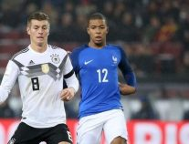 مباراة نارية بين فرنسا وألمانيا في «يورو 2020»