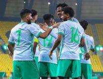 الأخضر السعودي : يتأهل للتصفيات النهائية المؤهلة للمونديال