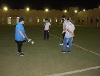 مكتب وزارة الرياضة بجازان يُنفذ برنامجاً ترفيهياً لنزلاء دار الملاحظة بالمنطقة