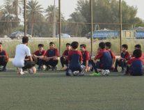 فريق التضامن… ينظم دورة تأسيسة لتطوير الصغار بكرة القدم