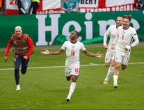 إنجلترا تقصي ألمانيا من دور 16 في يورو 2020