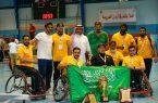نادي الرس السعودي ثانياً ببطولة غرب آسيا