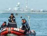خفر السواحل التونسي ينقذ 165 مهاجراً غير شرعي