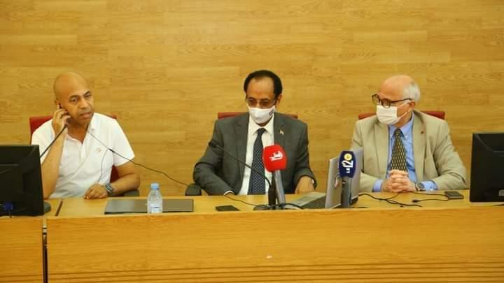 """""""اليمن"""" تشارك في المؤتمر الدولي للعلوم التطبيقية بالمغرب"""