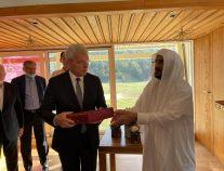 عضو المجلس الرئاسي البوسني: السعودية بلد مهم ومؤثر ونتعز بعلاقتنا معه