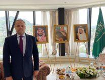 الأحمدي : المملكة تمد يد الخير للعالم دون تمييز