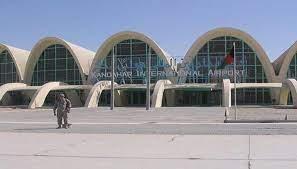 سقوط ثلاثة صواريخ على مطار قندهار جنوب أفغانستان