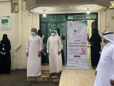 """محافظة الحُرّث تُدشن """"حملة 1000 متطوع"""""""