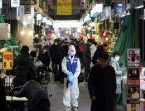 كوريا الجنوبية تسجل 1729 إصابة جديدة بكورونا و4 وفيات