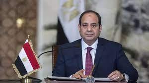 الرئيس المصري يدعو للتعامل بجدية مع أي إجراءات أحادية تُفَاقِم من تَبِعَات تغير المناخ