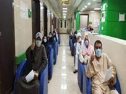 مصر تسجل 637 إصابة جديدة بفيروس كورونا