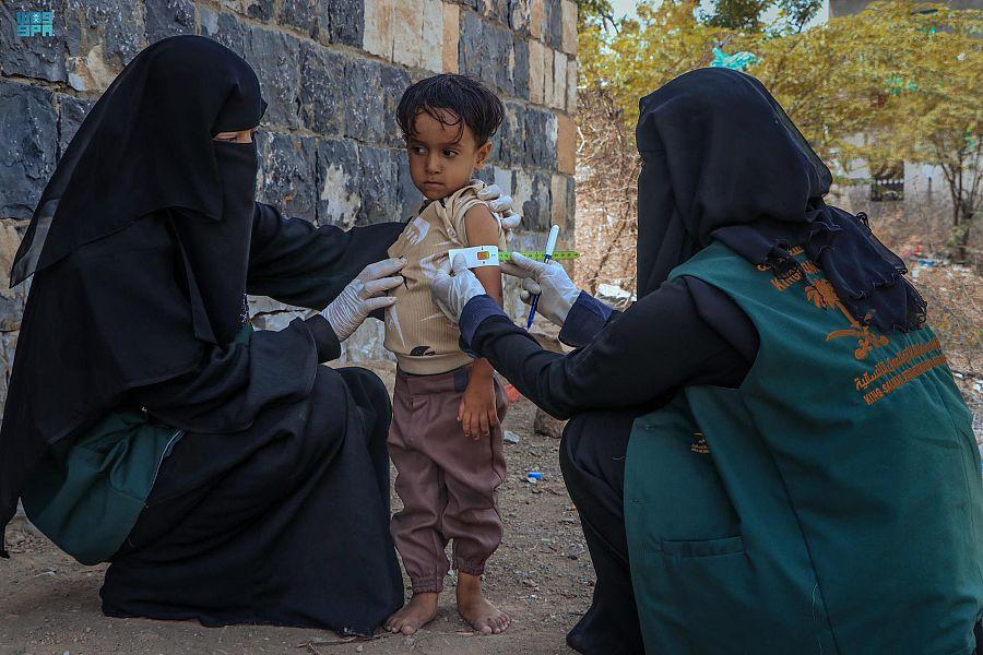 مركز الملك سلمان للإغاثة يواصل دعم أكثر من 53 ألف مستفيد