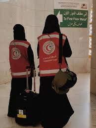 المتطوعون والمتطوعات يسعفون 49 حالة في المسجد الحرام
