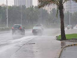 أمطار رعدية مصحوبة برياح نشطة على عدد مناطق المملكة