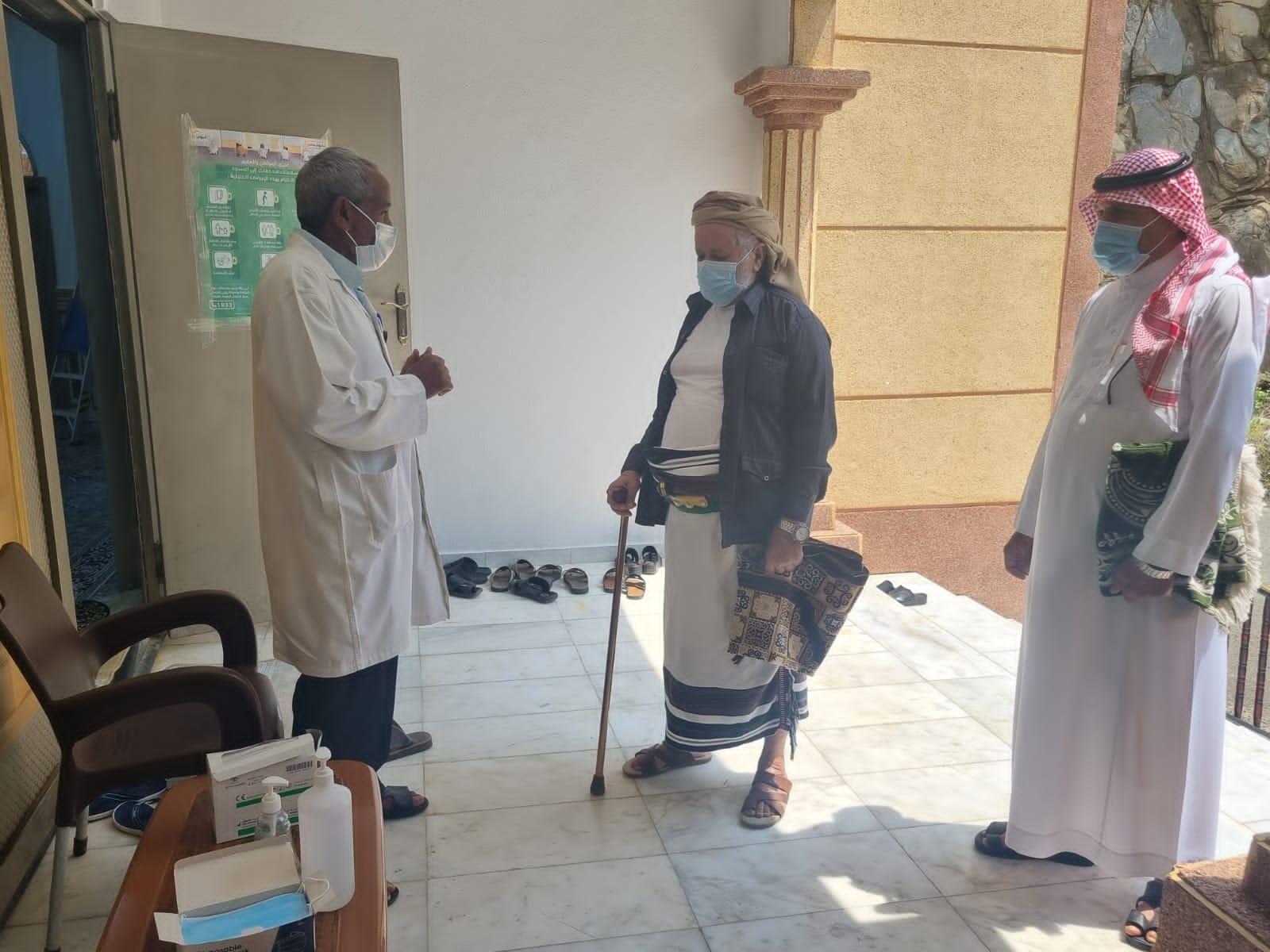 مستشفى فيفاء العام يواصل تُنفذ حملاته التوعوية بالمحافظة