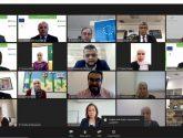 """تخريج 38 مستفيدًا من منحة """"برنامج التعليم السوري / الأردني"""""""