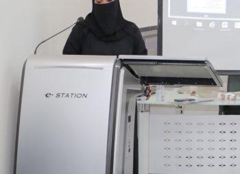 الشؤون الإسلامية تُنظم دورة تدريبية لموظفات القسم النسائي