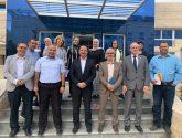 """""""الحلحولي"""" يلتقي بمنسقي المشاريع الدولية بالجامعة الألمانية الأردنية"""